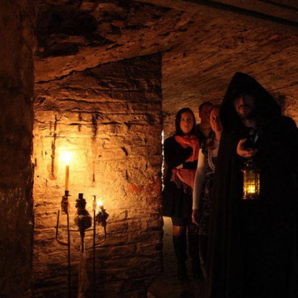 Visita notturna Castello di Trezzo