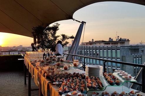 10 Terrazze Panoramiche Con Aperitivo A Milano Per Un