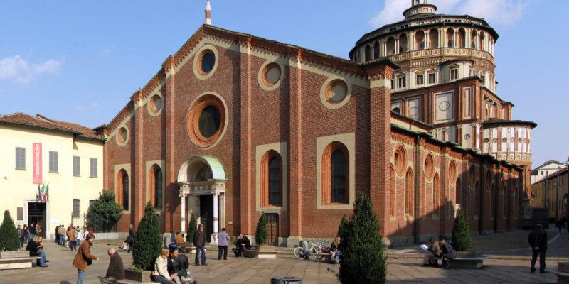 Bramante-Santa-Maria-delle-Grazie