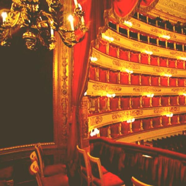 Tour Teatro alla Scala
