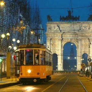 Tour tram storico Milano