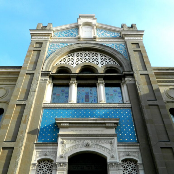 Tour Sinagoga Centrale