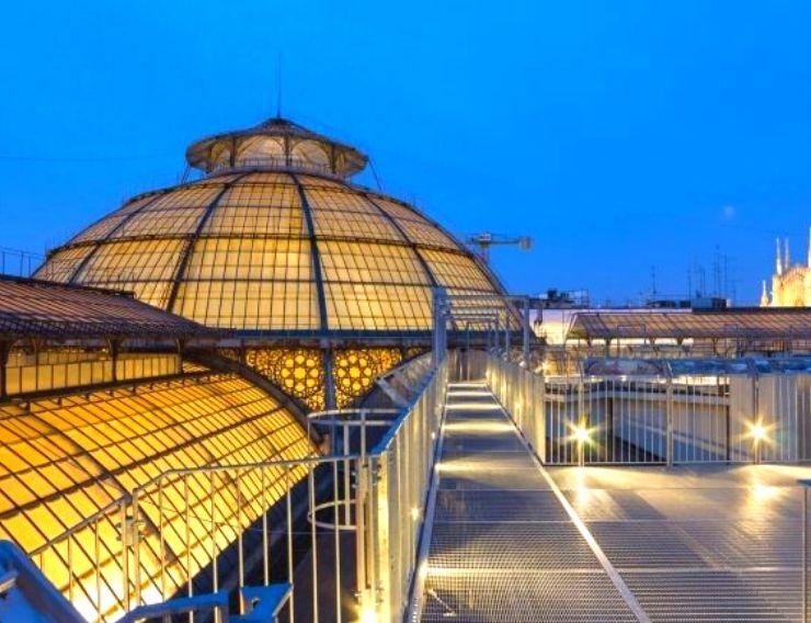 Tour tetti Galleria