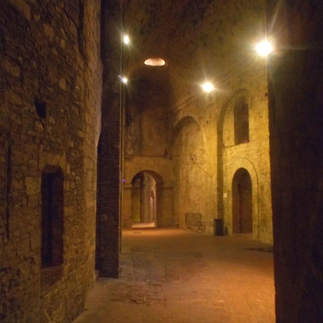 Cosa vedere in Umbria: Rocca Paolina