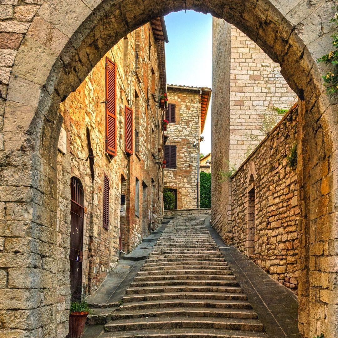 Cosa vedere in Umbria: Corciano