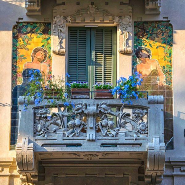 Tour liberty Milano - prodotto