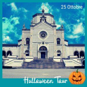 Cimitero Monumentale Halloween