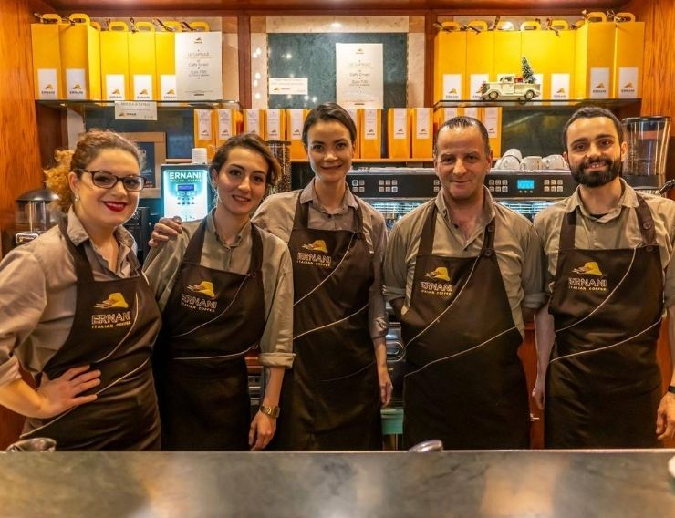 Caffè Ernani Milano