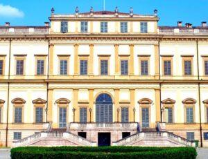 tour giardini villa reale monza