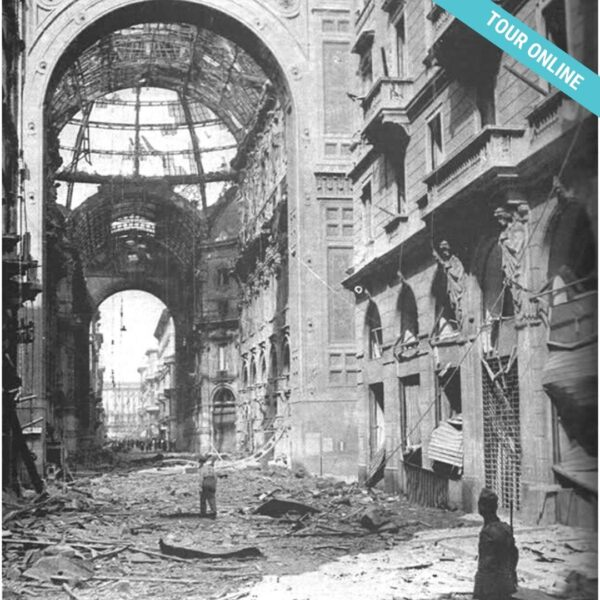milano seconda guerra mondiale