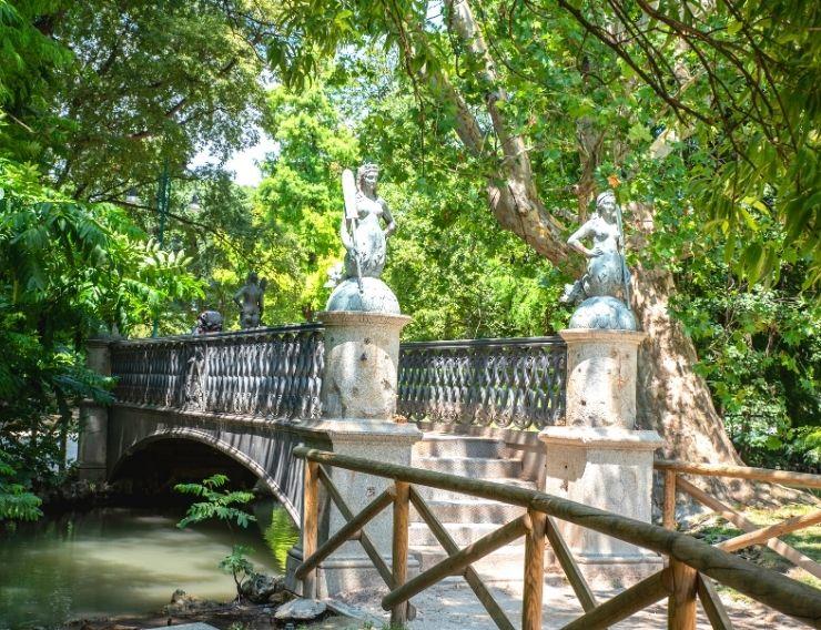 tour parco sempione milano